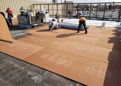 Commercial Roofing Tulsa 100606