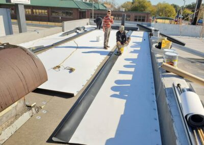 Commercial Roofing Tulsa 105215