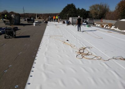 Commercial Roofing Tulsa 110340