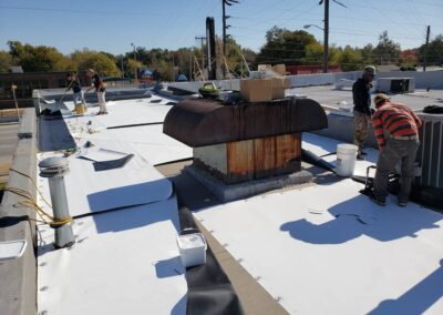 Commercial Roofing Tulsa 114035