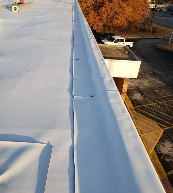 Commercial Roofing Tulsa 163914