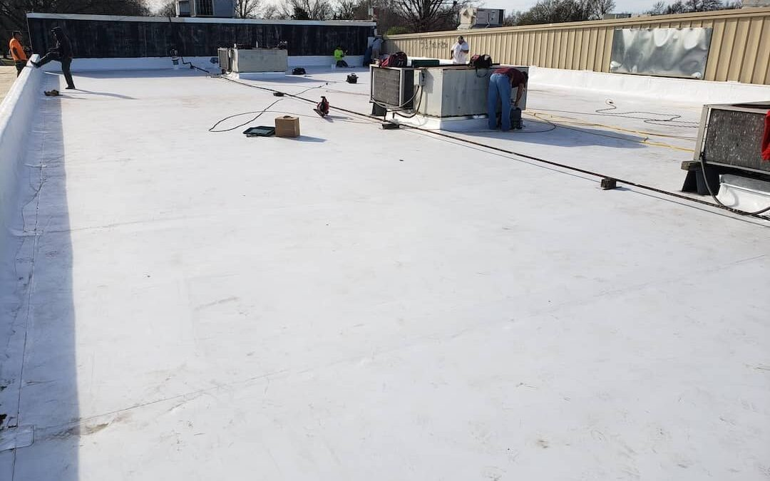 Commercial Roofing Tulsa 172018