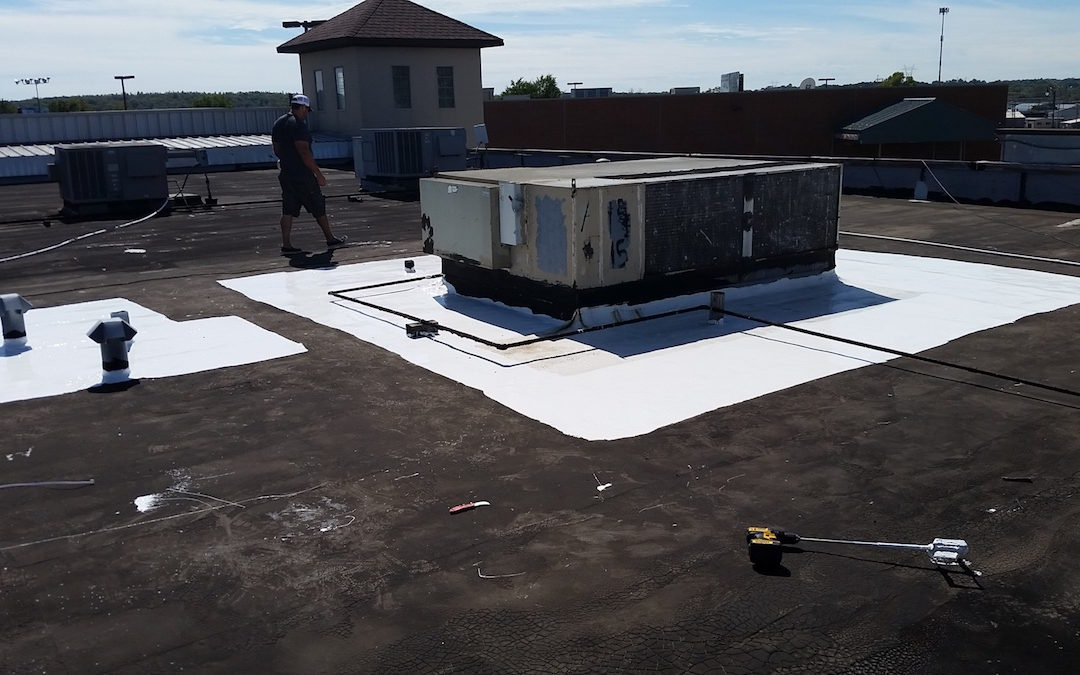 Commercial Roofing Broken Arrow | Do You Need Your Roof Repaired?