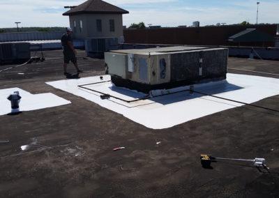 Commercial Roofing Broken Arrow