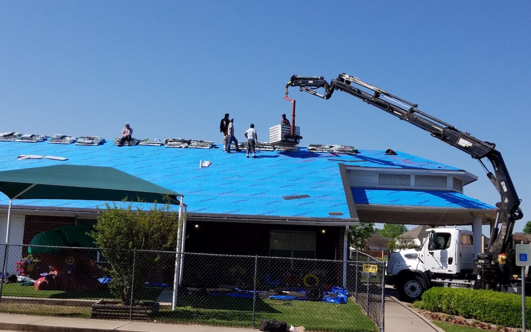 Broken Arrow Commercial Roofing