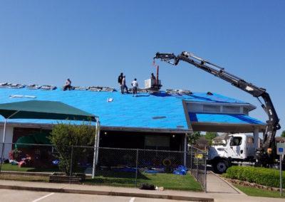 Broken Arrow Commercial Roofing