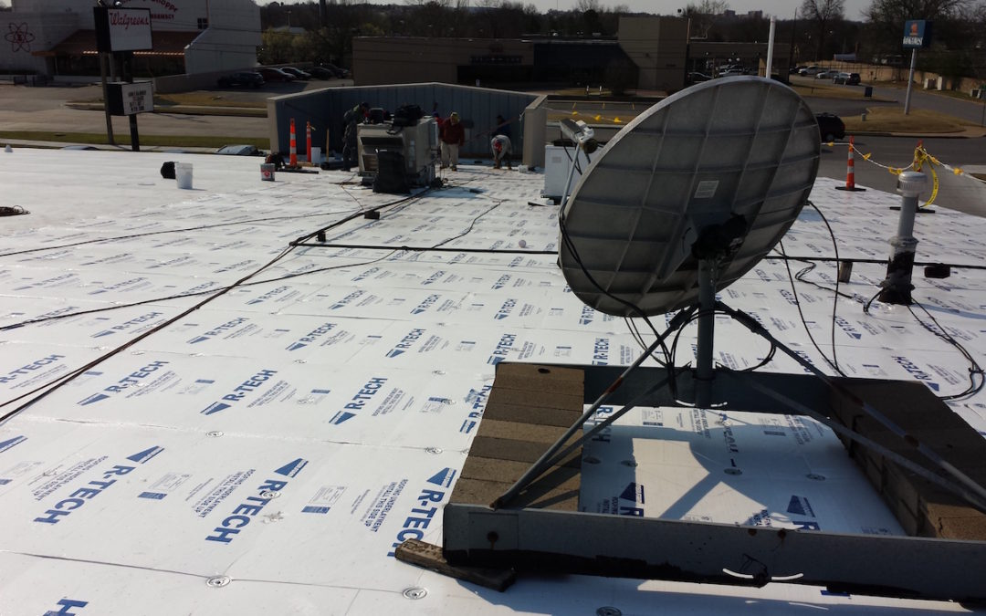 Best Commercial Roofing Broken Arrow