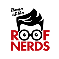 Commercial Roofing Tulsa New Roof Nerd Logo