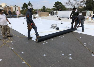 Commercial roofing in Tulsa