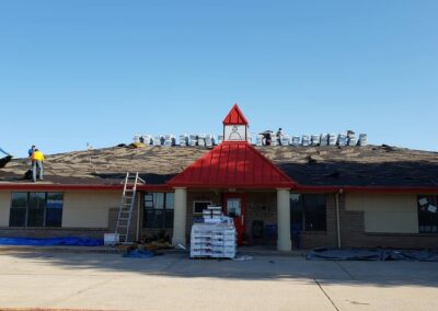 Tulsa Commercial Roofing
